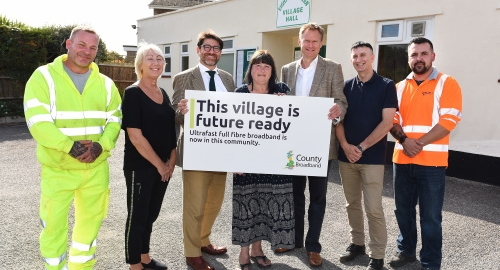 Full fibre construction starts in Essex villages to deliver hyperfast broadband
