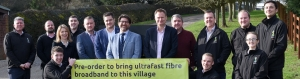 Boost for full-fibre broadband in rural South Cambridgeshire
