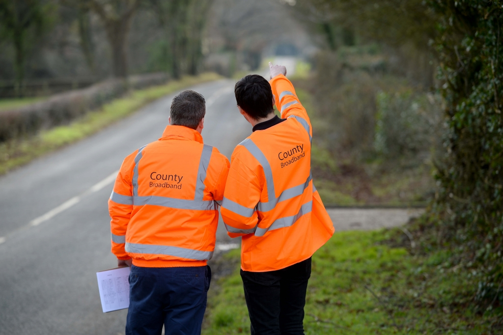 Help Us Support Your Community With Superfast Wireless Broadband Networks