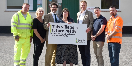 Rural Essex goes Hyperfast! Villages now among UK's fastest as full-fibre network goes live