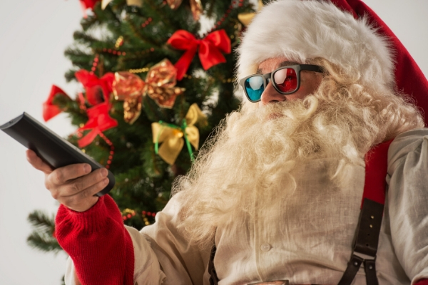 All I want for Christmas is Netflix – why streaming is our beloved new festive tradition