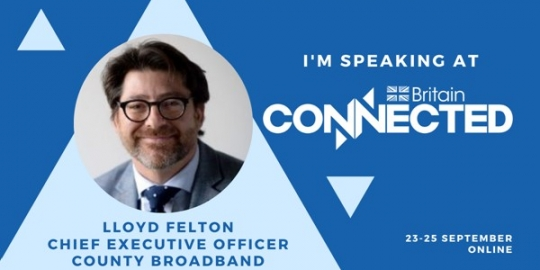 Connected Britain: Insights from our CEO