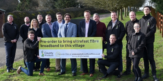 County Broadband achieves first-ever national recognition at ISPA Awards