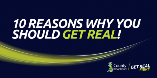 10 reasons why you should GET REAL