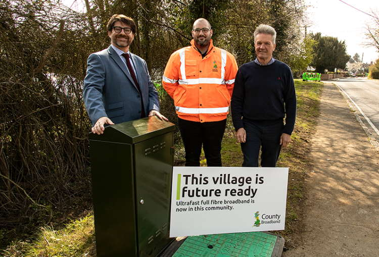 Help Us Spread The Word About Future-Ready Broadband