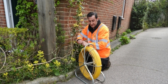 County Broadband announces first live villages in Cambridgeshire rollout